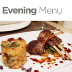 Sample Evening Menu