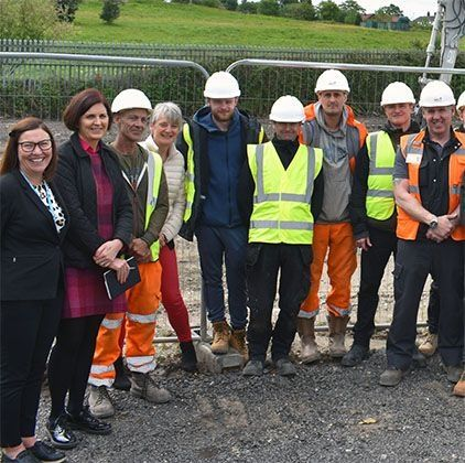 Construction training scheme builds a chance for change
