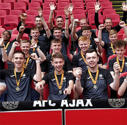 Hopwood Hall College lose European Cup, but gain memories for life