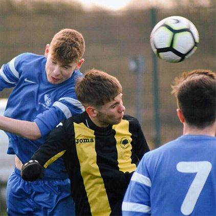 Hopwood Hall College Football Academy make national semi-finals