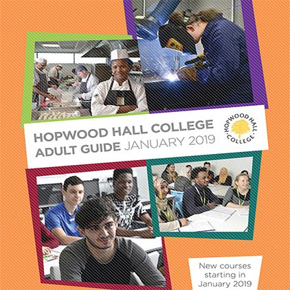 Hopwood Hall College launches free courses for local adults