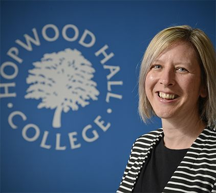 Governors welcome the appointment of new Principal at Hopwood Hall College