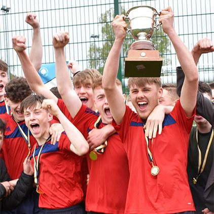 Hollingworth Academy take most wins at Rochdale Schools Finals